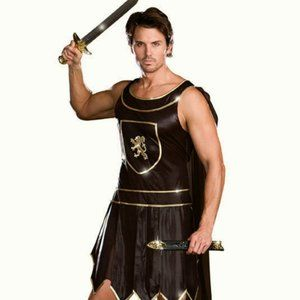 Babe-A-Lonian Warrior King Costume